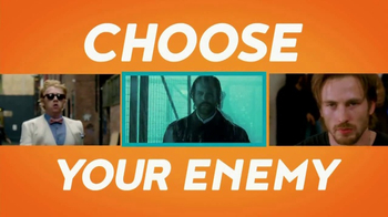 Crackle.com TV Spot, 'Choose Your Enemy' - Thumbnail 3