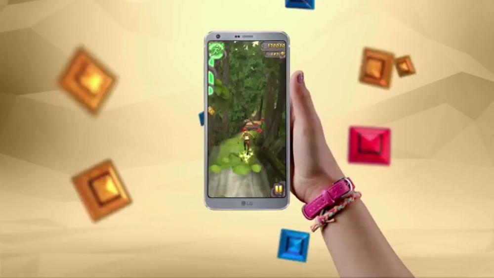 LG G6 TV Commercial, 'Dynamic: T-Mobile Offer' Song by Etta James