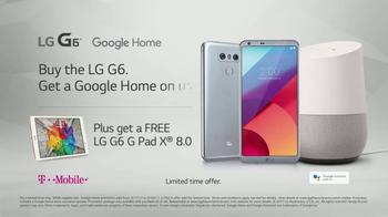 LG G6 TV Spot, 'Dynamic: T-Mobile Offer' Song by Etta James - Thumbnail 6