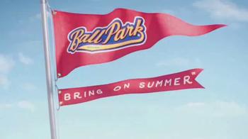 Ball Park Franks TV Spot, 'Right Here in the Ball Park' - Thumbnail 8