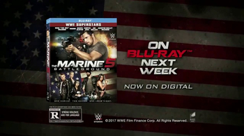 The Marine 5: Battleground Home Entertainment TV Spot