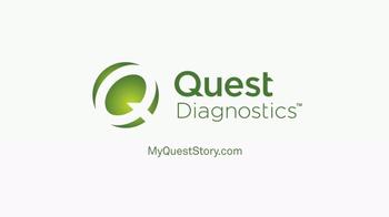 Quest Diagnostics TV Spot, 'Steve's MyQuest Story' - Thumbnail 5
