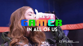G Fuel TV Spot, 'Gamer in All of Us' Song by Logic - Thumbnail 7