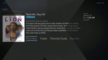 XFINITY On Demand TV Spot, 'Lion' - Thumbnail 8