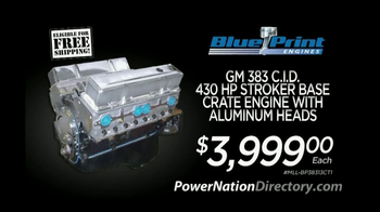 PowerNation Directory TV Spot, 'Engine, Disc Brake, Wheels, Driveshafts' - Thumbnail 2