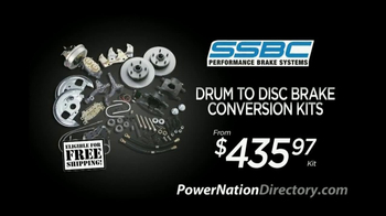 PowerNation Directory TV Spot, 'Engine, Disc Brake, Wheels, Driveshafts' - Thumbnail 3