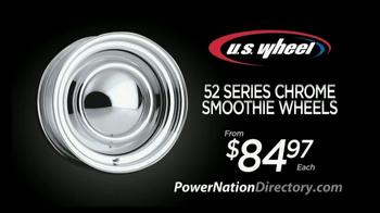 PowerNation Directory TV Spot, 'Engine, Disc Brake, Wheels, Driveshafts' - Thumbnail 4