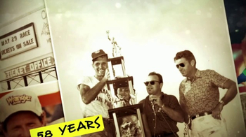 2017 Coca-Cola 600 TV Spot, '58 Years of Tradition' Song by Lynyrd Skynyrd - Thumbnail 1
