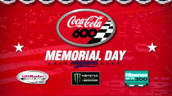 2017 Coca-Cola 600 TV Spot, '58 Years of Tradition' Song by Lynyrd Skynyrd - Thumbnail 5