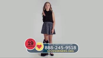 Shriners Hospitals for Children TV Spot, 'Ability' - Thumbnail 4