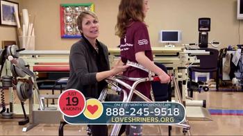Shriners Hospitals for Children TV Spot, 'Ability' - Thumbnail 7