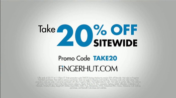 FingerHut.com TV Spot, 'Twins' - Thumbnail 4