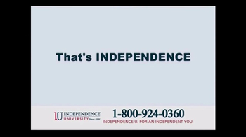 Independence University TV Spot, 'College Is Great' - Thumbnail 4
