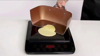 Copper Chef XL TV Spot, 'Casserole Pan' - Thumbnail 7