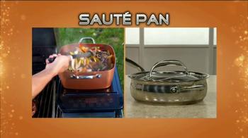 Copper Chef XL TV Spot, 'Casserole Pan' - Thumbnail 8