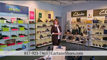 Cartan's Shoes TV Spot, '$10 Off All Aetrex' - Thumbnail 2