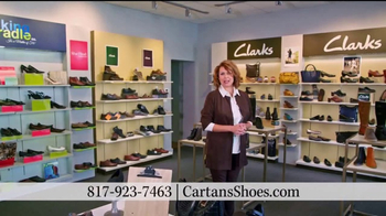 Cartan's Shoes TV Spot, '$10 Off All Aetrex' - Thumbnail 3