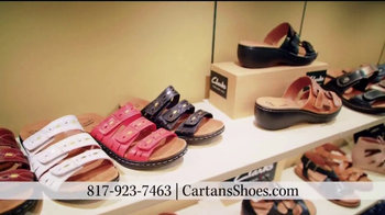 Cartan's Shoes TV Spot, '$10 Off All Aetrex' - Thumbnail 4