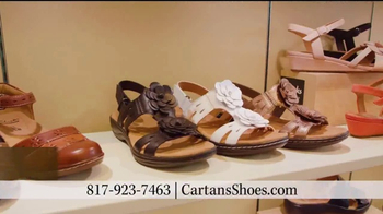 Cartan's Shoes TV Spot, '$10 Off All Aetrex' - Thumbnail 5