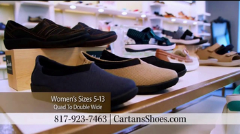 Cartan's Shoes TV Spot, '$10 Off All Aetrex' - Thumbnail 6