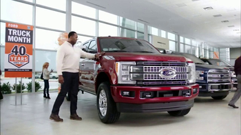 Ford Truck Month TV Spot, '2017 Super Duty: Trade Assistance' [T2] - Thumbnail 1