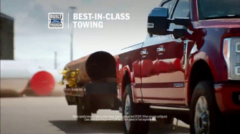 Ford Truck Month TV Spot, '2017 Super Duty: Trade Assistance' [T2] - Thumbnail 3