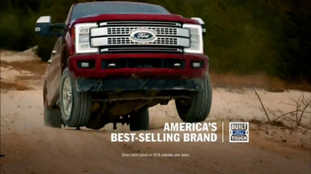 Ford Truck Month TV Spot, '2017 Super Duty: Trade Assistance' [T2] - Thumbnail 4