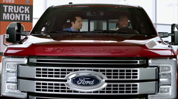 Ford Truck Month TV Spot, '2017 Super Duty: Trade Assistance' [T2] - Thumbnail 6
