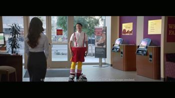 Wells Fargo TV Spot, 'Mascot'