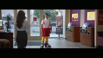 Wells Fargo TV Spot, \'Mascot\'