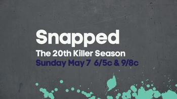 XFINITY X1 TV Spot, 'Oxygen: Snapped' - Thumbnail 9