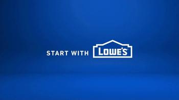 Lowe's Spring Savings TV Spot, 'Grill & Patio Sets' - Thumbnail 8