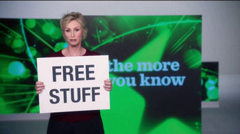 The More You Know TV Spot, 'Environment: Free Stuff' Featuring Jane Lynch - Thumbnail 2