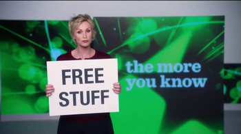 The More You Know TV Spot, 'Environment: Free Stuff' Featuring Jane Lynch - Thumbnail 4