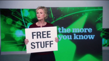 The More You Know TV Spot, 'Environment: Free Stuff' Featuring Jane Lynch - Thumbnail 6