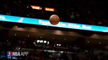 NBA App TV Spot, 'Just One Play: Hitting His Target' Ft. Klay Thompson - Thumbnail 5