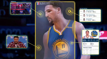 NBA App TV Spot, 'Just One Play: Hitting His Target' Ft. Klay Thompson - Thumbnail 9
