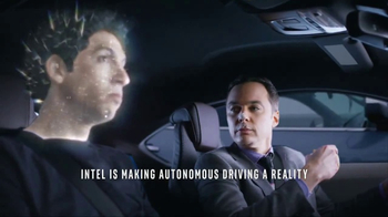 Intel TV Spot, 'The Future of Autonomous Driving' Featuring Jim Parsons - Thumbnail 10
