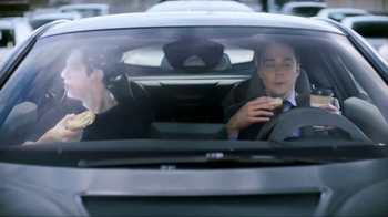 Intel TV Spot, 'The Future of Autonomous Driving' Featuring Jim Parsons - Thumbnail 3