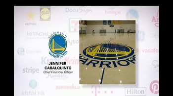 Oracle Cloud TV Spot, 'Oracle Cloud Customers: Golden State Warriors' - Thumbnail 4