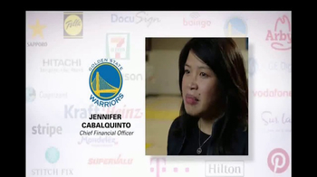 Oracle Cloud TV Spot, 'Oracle Cloud Customers: Golden State Warriors' - Thumbnail 5