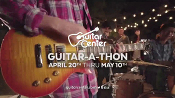 Guitar Center Guitar-a-Thon TV Spot, 'Fender and Squier Electric Guitars' - Thumbnail 8