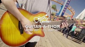 Guitar Center Guitar-a-Thon TV Spot, 'Fender and Squier Electric Guitars' - Thumbnail 3