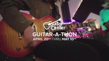 Guitar Center Guitar-a-Thon TV Spot, 'Fender and Squier Electric Guitars' - Thumbnail 4