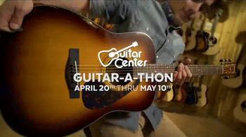 Guitar Center Guitar-a-Thon TV Spot, 'Acoustic Guitar & Strings' - Thumbnail 2