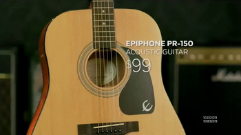 Guitar Center Guitar-a-Thon TV Spot, 'Acoustic Guitar & Strings' - Thumbnail 5