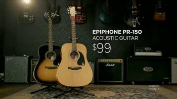 Guitar Center Guitar-a-Thon TV Spot, 'Acoustic Guitar & Strings' - Thumbnail 6