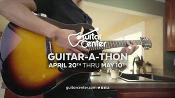 Guitar Center Guitar-a-Thon TV Spot, 'Acoustic Guitar & Strings' - Thumbnail 8