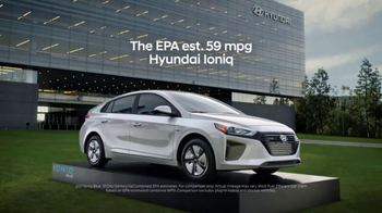 2017 Hyundai Ioniq TV Spot, 'A Happy Tune' [T1] - Thumbnail 9