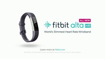 Fitbit Alta HR TV Spot, 'Mirror' - Thumbnail 9